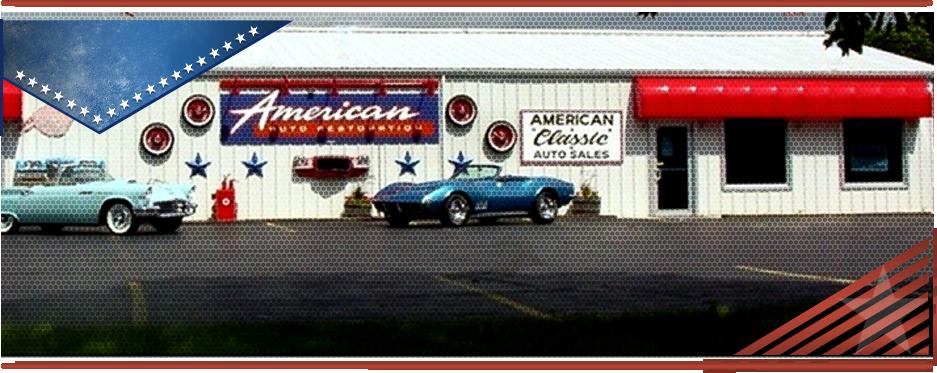 Home American Auto Restoration