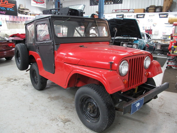 Us Auto Sales >> 1965 CJ5 Jeep- Completed - American Auto Restoration