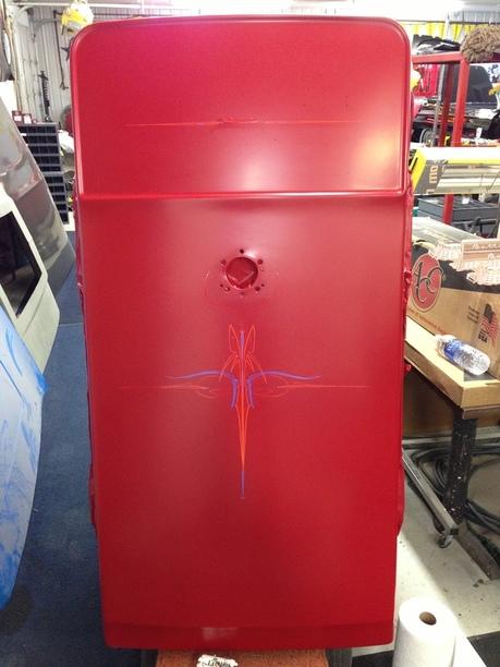 Us Auto Sales >> 1954 Philco Refrigerator - American Auto Restoration