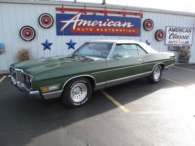 1972 Ford Ltd American Auto Restoration